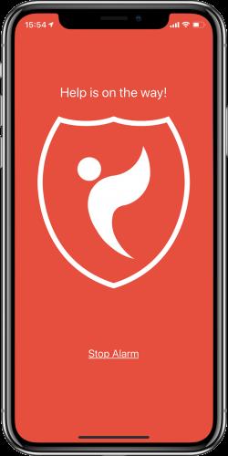 Screenshot - ProtectMii: Safety App